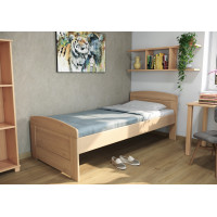 Drevena posteľ Dana