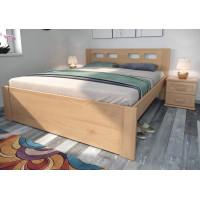 Drevená posteľ Lucia