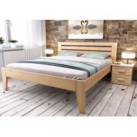 Drevená posteľ Vanda